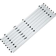 "Safco®-Sheet File Hanging Clamp, 42"", 6/Carton (SAF50056)"