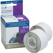 Seiko SLP Address Label, White, 2 Roll/Pack