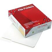 "Smead Top Tab File Folders, 11 Point, 1/3 Tab Cut, White, Letter,  8 1/2"" x 11"", 100/Bx"