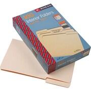 Smead® Interior File Folder, 1/3-Cut Tab, Legal Size, Manila, 100 per Box (15230)