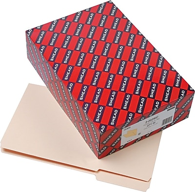 Smead Recycled Expandable Heavyweight File Folder, Legal,-size Holds 8 1/2