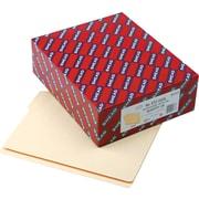 Smead®  End Tab File Folder, Shelf-Master® Reinforced 1/3-Cut Tab Bottom Position, Letter Size, Manila, 100 per Box (24137)