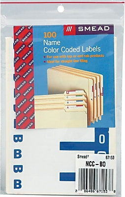 Alphabetical Character Labels, B And O, Dark Blue