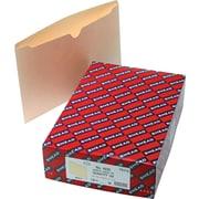 Smead Recycled Manila File Jackets, Single-Ply Tab, Flat, Legal,, 100/Bx