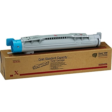 Xerox® 106R00668 Standard-Capacity Toner Cartridge, Cyan
