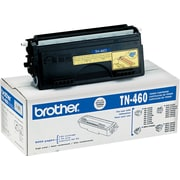 Brother TN-460 Black Toner Cartridge, High Yield
