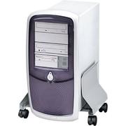 Fellowes® Premium CPU Stand, Platinum