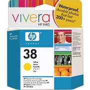 HP 38 Yellow Ink Cartridge (C9417A)