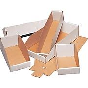 """Open Top Bin Boxes, 24""""L x  6""""W x 4-1/2""""H"""