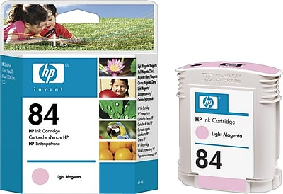 HP 84 Light Magenta Inkjet Cartridge