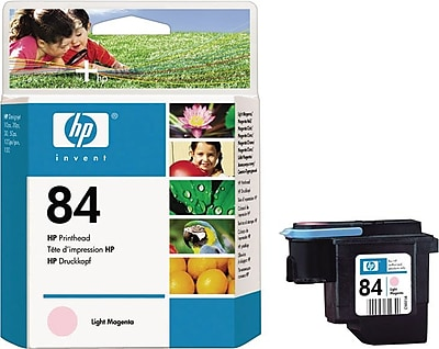 HP Printhead Cartridge for DesignJet 10PS/20PS/50PS, Light Magenta (C5021A)