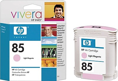 HP 85 Light Magenta Ink Cartridge (C9429A), 69ml