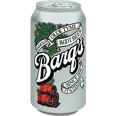 Barq's Rootbeer 12oz 24/ct