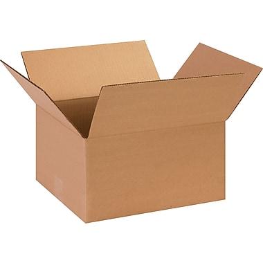 13''x11''x7'' Staples Corrugated Shipping Box, 25/Bundle (13117)