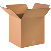 16''x16''x16'' Staples Corrugated Shipping Box, 25/Bundle (PRA0091)