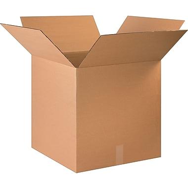 Staples 22''x22''x22'' Corrugated Shipping Box, 10/Bundle (PRA0123)