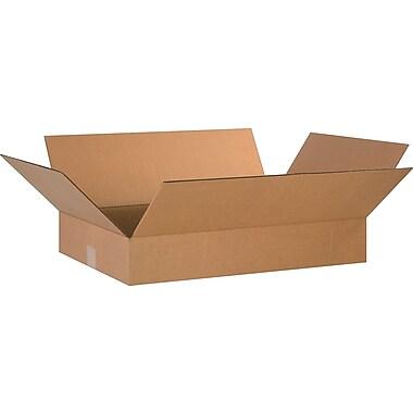 24''x16''x4'' Staples Corrugated Shipping Box, 25/Bundle (24164)