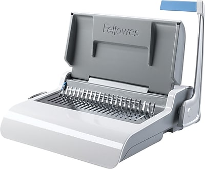 Fellowes Pulsar 300 Manual Comb Binding Machine 669358