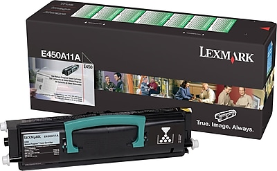 Lexmark E450A11A Black Toner Cartridge