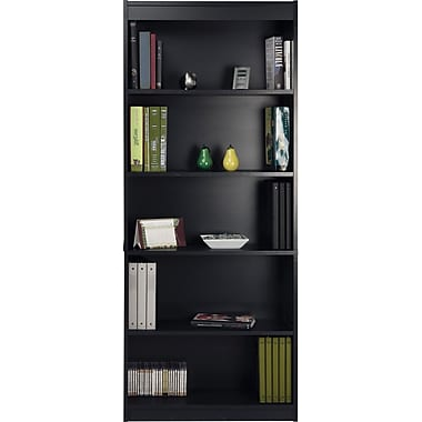 Bestar Bookcase, Charcoal