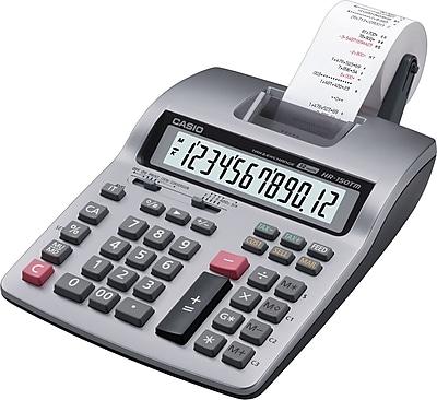 Casio® HR-150TM Printing Calculator