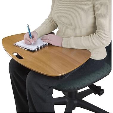 Contour Lap Desk, Natural