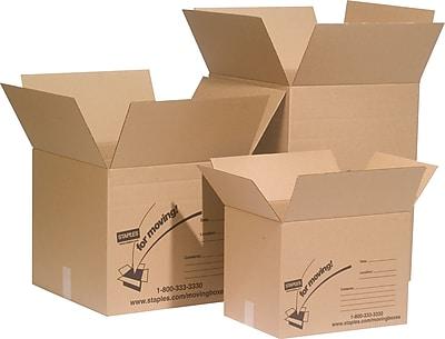 16''x12''x12'' Shipping Box, 18/Pack (70006)