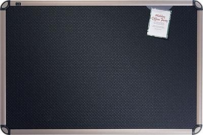 Quartet® Prestige® Embossed Foam Bulletin Board, 18