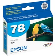 Epson® – Cartouche d'encre cyan, 78 (T078220)