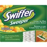 Swiffer Dry Refills, Fresh Citrus, 32-Sheets