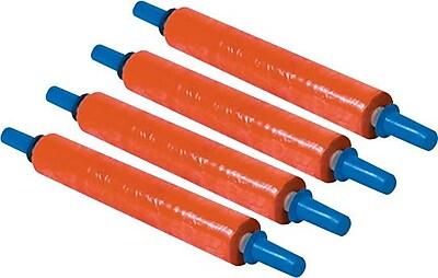 GOODWRAPPERS® 80 Gauge Orange Stretch Film - 20