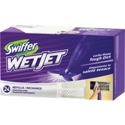 Swiffer WetJet Disposable Refill Cloths, 24-Pack