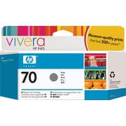 HP 70 Gray Ink Cartridge, Standard (C9450A)