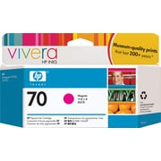 HP 70 Magenta Ink Cartridge, Standard (C9453A)