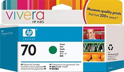 HP 70 Green Ink Cartridge (C9457A)
