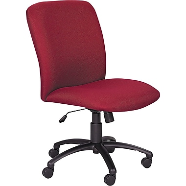 Safco® Uber™ Big and Tall Fabric High-Back Managers Chairs