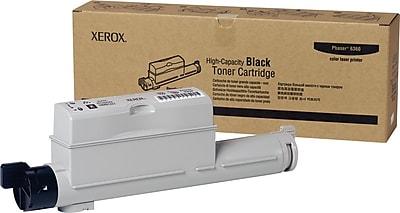 Xerox Phaser 6360 Black Toner Cartridge (106R01221), High Yield