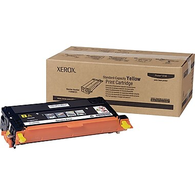Xerox® – Cartouche de toner jaune 113R00721