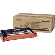 Xerox Phaser 6180/6180MFP Magenta Toner Cartridge (113R00724), High Yield