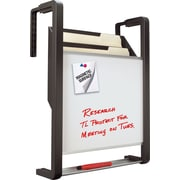 Quartet® Dry-Erase Hanging 3-File Pocket Black Frame (OFD/76-760260)