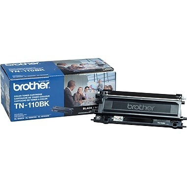 Brother TN110 Black Toner Cartridge (TN110BK)