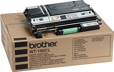 Brother Genuine WT100CL Original Waste Toner Box