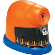 Elmer's 1680 CrayonPro Electric Sharpener, Orange/Blue