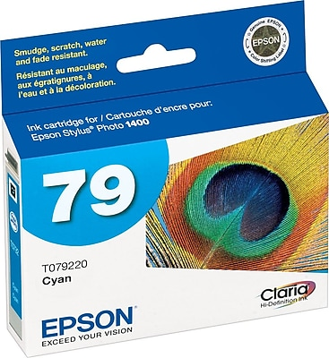 Epson 79 Cyan Ink Cartridge (T079220)