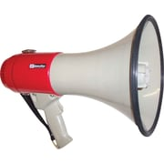Amplivox 25 Watt Piezo Dynamic Megaphone with Pistol Grip