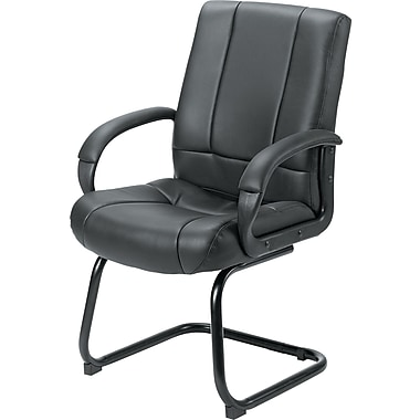 Boss Sled Base Caressoft™ Guest Chair