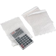 "Polyair Packaging Self Seal Bubble Bags 4"" X 3.5"""