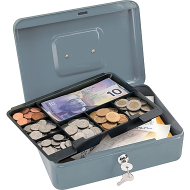 Master Lock® Medium Cash Box