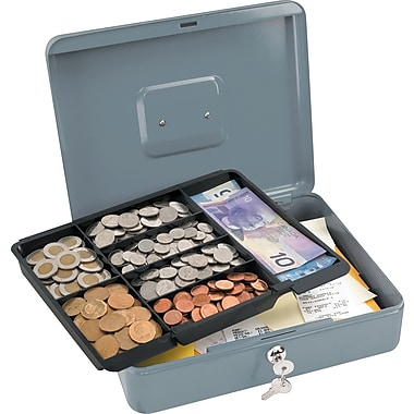 Master Lock® Large Cash Box