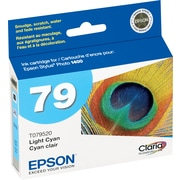 Epson 79 Light Cyan Ink Cartridge (T079520)